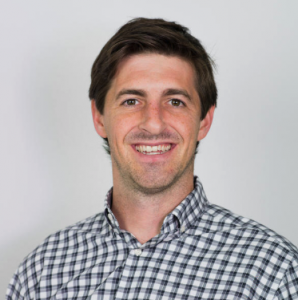 Dustin Perlberg, director of platform services at SpotX