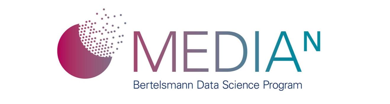 Bertelsmann MediaN Data Science