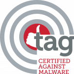 TAG Certified Against Malware seal