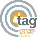 TAG Certified Against Piracy seal