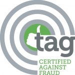 TAG Certified Against Fraud seal