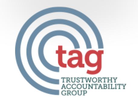 TAG Trustworthy Accountability Group