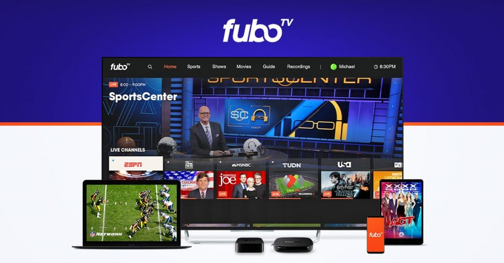 fuboTV and SpotX