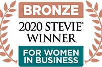 Bronze Stevie®️ Award for Women in Business
