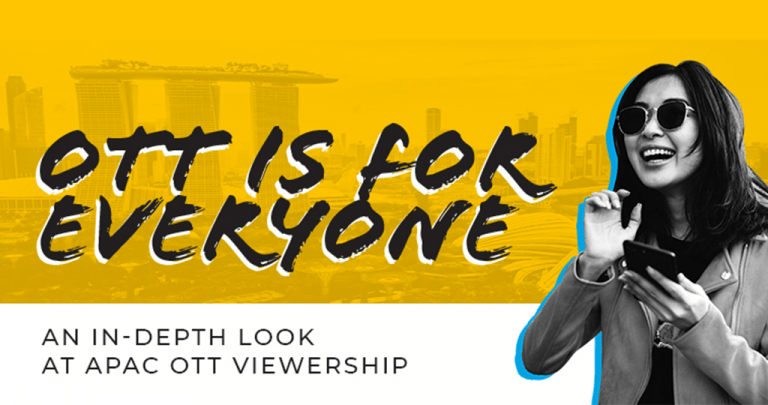 OTT Is for Everyone: An in-depth look at APAC viewership