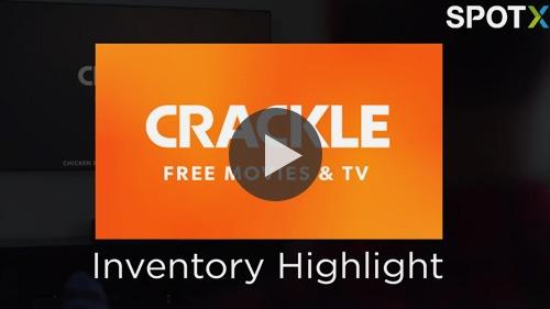 Crackle | SpotX Inventory Highlight Video
