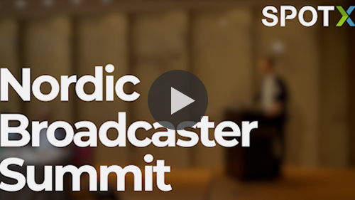 Nordic Broadcaster Summit