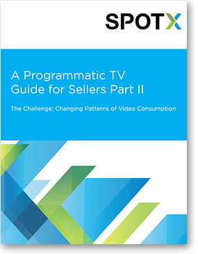 A Programmatic TV Guide for Sellers Part 2, programmatic TV advertising, programmatic advertising