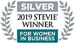 Silver Stevie®️ Award