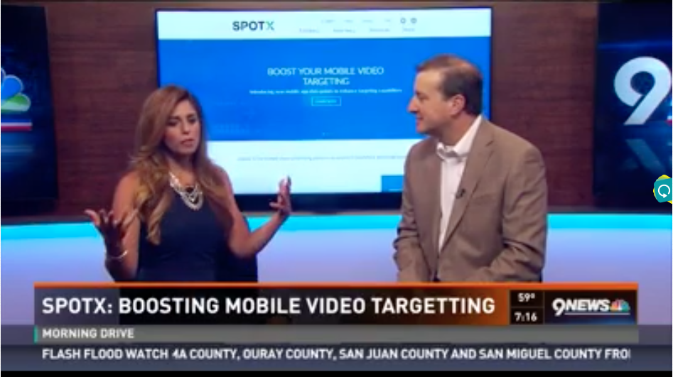 9 News: Westminster company offers advanced video advertising