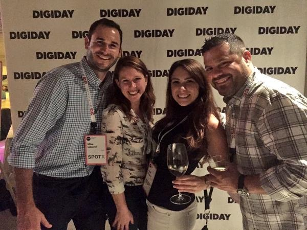 Digiday group photo