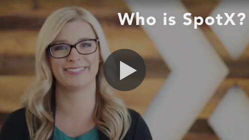 Who is SpotX?