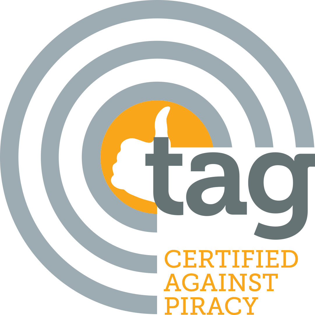 TAG Certified Against Piracy