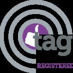 TAG Registered seal