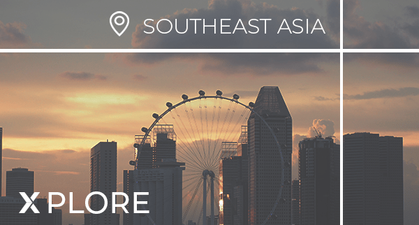 SpotX Xplore, Southeast Asia
