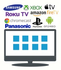 connected tv advertising, connected TV platform, advertising on connected TV