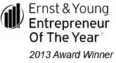 Ernst & Young Entrepreneur of the Year 2013