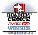 Readers' Choice Award 2008