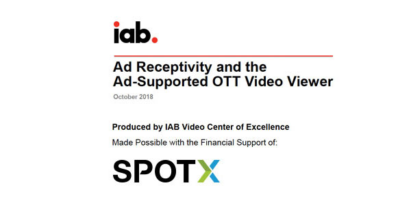 Spotx Online Video Advertising Platform