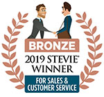 Bronze Stevie® Award